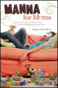 Manna for Moms book