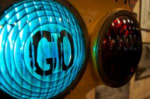 Go signal